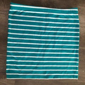 🌻4/$20 FOREVER 21 XXI Striped Skirt Size Small